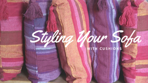 Styling Your Sofa With Cushions