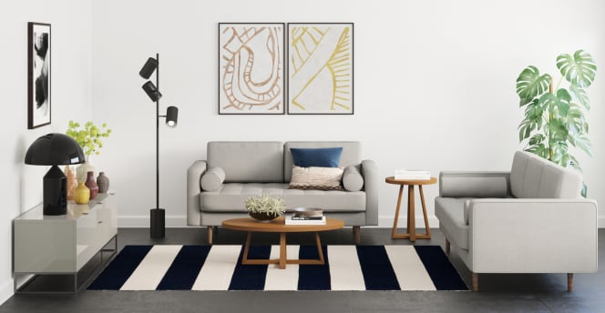 Get the right fit: The 5 S's of choosing a sofa