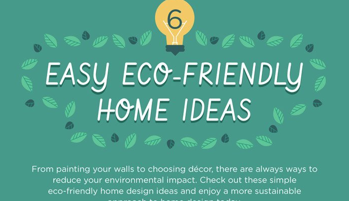 6 Easy Eco-Friendly Design Ideas & Tips for the Home