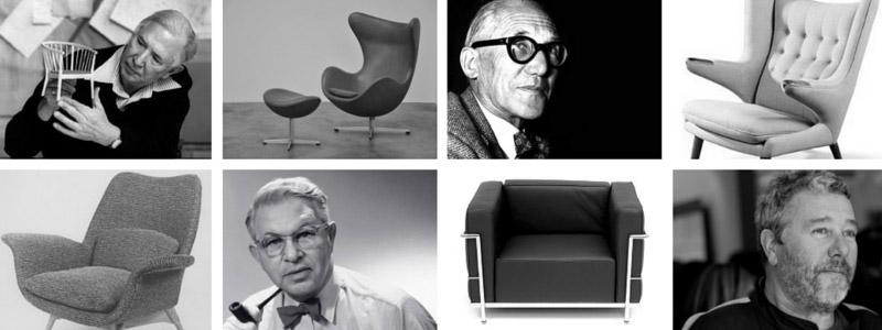 A Tribute to Iconic Furniture Designers