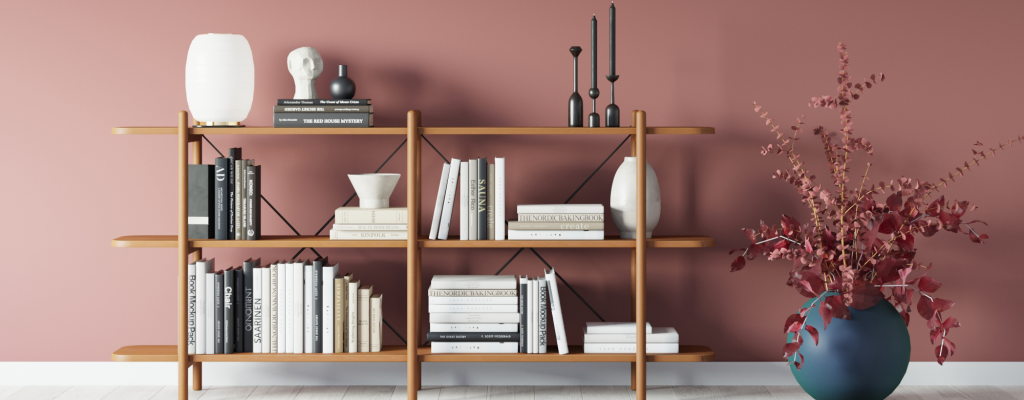 How To Style Your Shelves – 10 Trending Tips