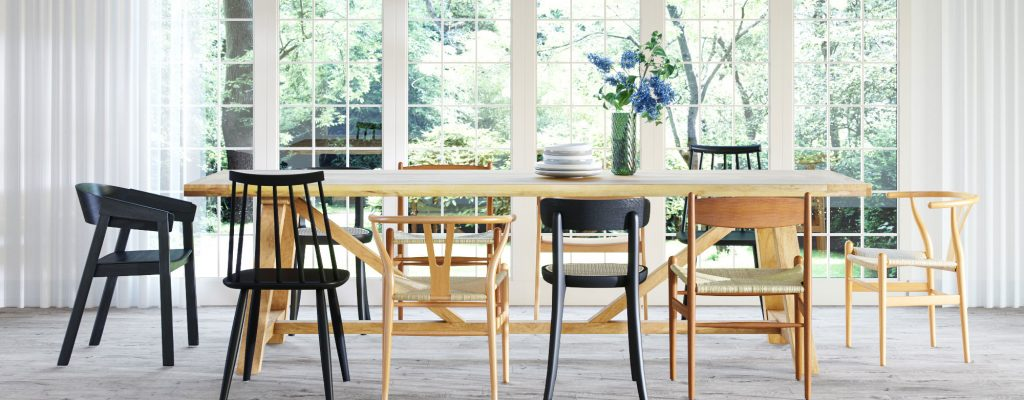 How to Mix-and-Match Dining Chairs Like a Designer